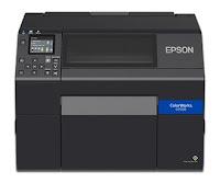 Epson ColorWorks CW-C6500P Téléchargements de pilotes