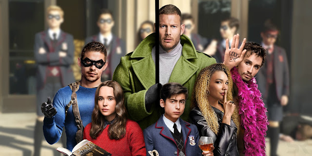 Review The Umbrella Academy