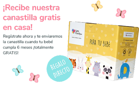 canastilla bebés gratis Letsfamily