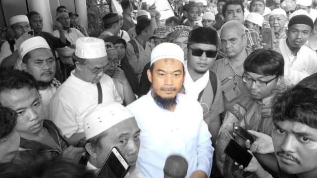 Alumni Demo 212 Gelar Aksi Bela Hary Tanoe, Al-Maidah 51 di Kemanakan?