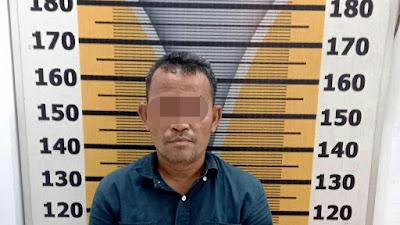 Miliki Sabu, Pria Ini Ditangkap Polres Tebingtinggi