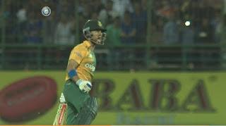 JP Duminy 68* vs India Highlights