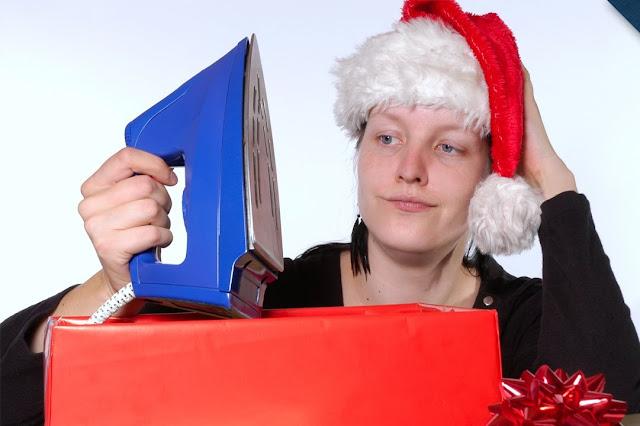 Presente de Natal ruim