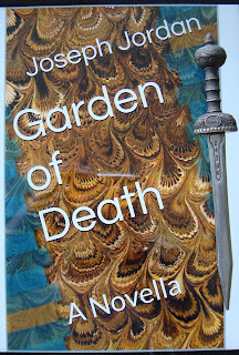 Portada del libro Garden of Death, de Joseph Jordan