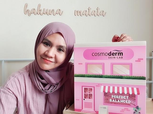 Perfect Balanced Mini Skin Lab Set by Cosmoderm.