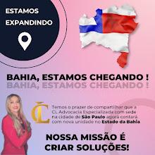 CL Advocacia Especializada em breve na Bahia.