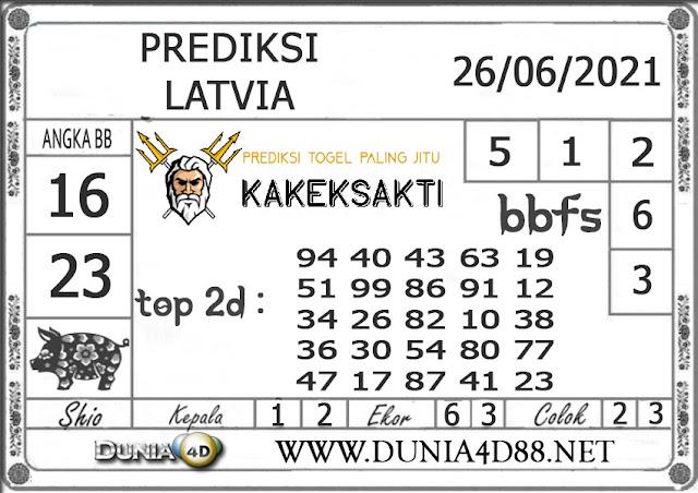 Prediksi Togel LATVIA DUNIA4D 26 JUNI 2021