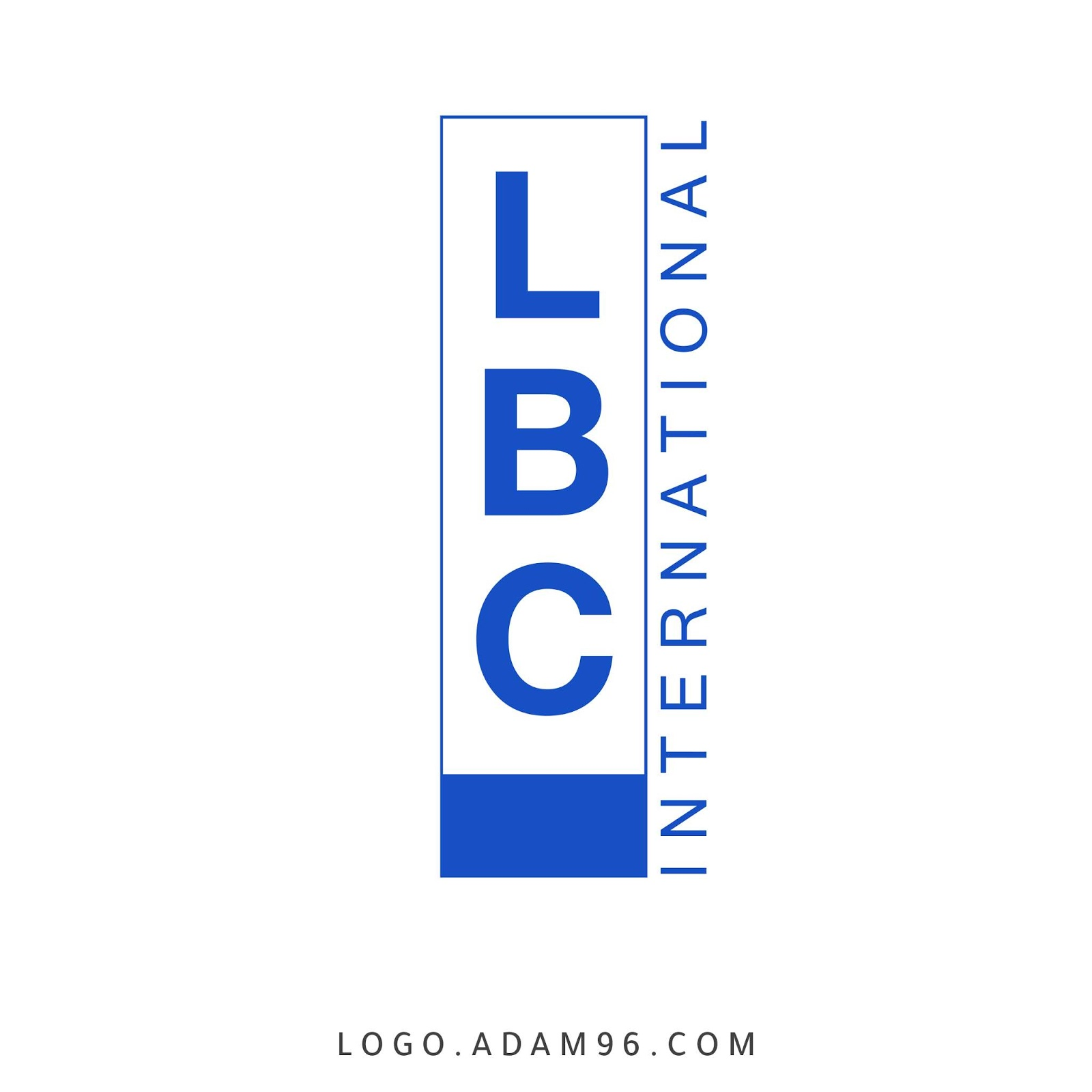 تحميل شعار قناة LBC عالي الجودة PNG