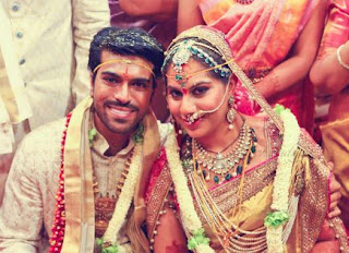 Upasana Kamineni Family Husband Parents children's Marriage Photos