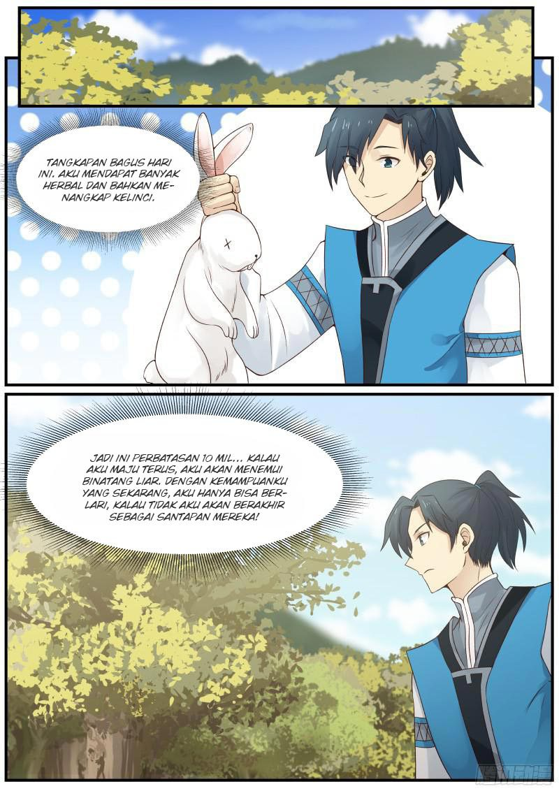 Baca Komik Martial Peak Chapter 20 Bahasa Indonesia Page 12