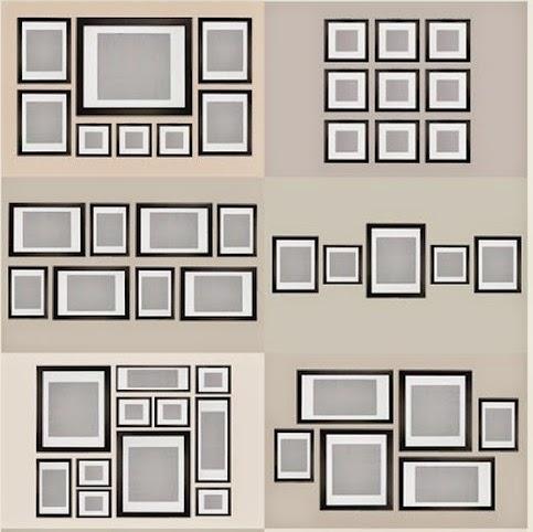Arredamento e dintorni posizionare i quadri - Come disporre i quadri in sala ...