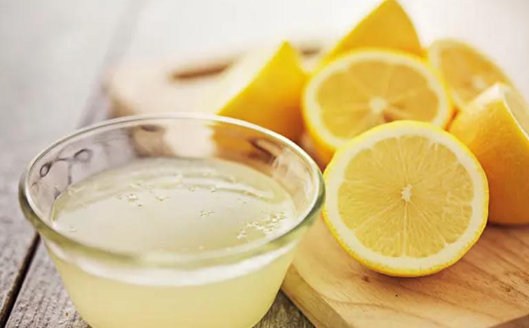 4. عصير ليمون