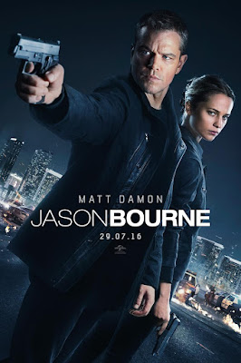 Jason Bourne [2016] [DVD R1] [Latino]