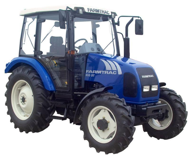 Farmtrac 535 Operating Manual