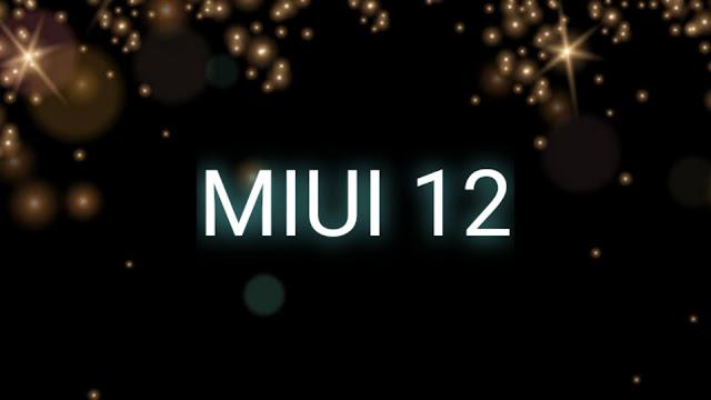 Cek Sekarang! Cuplikan Pengaturan Menu MIUI 12