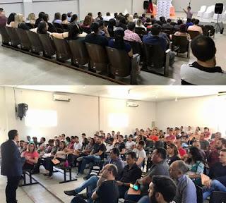 Projeto Cidadão em Ação capacita mais de 150 pessoas em Cuité e Juazeirinho