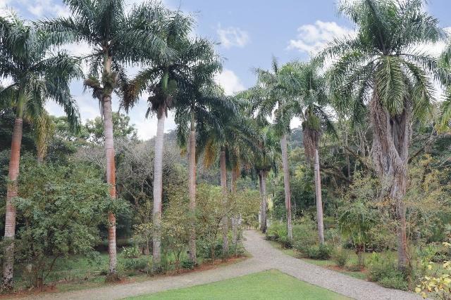 Jardins da Fazenda Florença