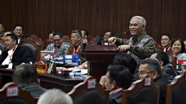 Saksi Ahli IT KPU di Gugatan Pilpres 2019 Jadi Komisaris BUMN PT RNI