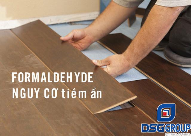Formaldehyde - Sát thủ vô hình trong nhà của bạn
