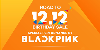 Saksikan Keseruan Shopee Road To 12.12 Birthday Sale Bersama Blackpink, Penggila KPOP Wajib Nonton