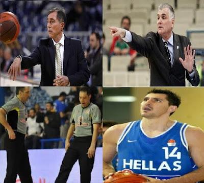ΠΡΕΒΕΖΑ-Μεγάλα ονόματα του ελληνικού μπάσκετ θα
