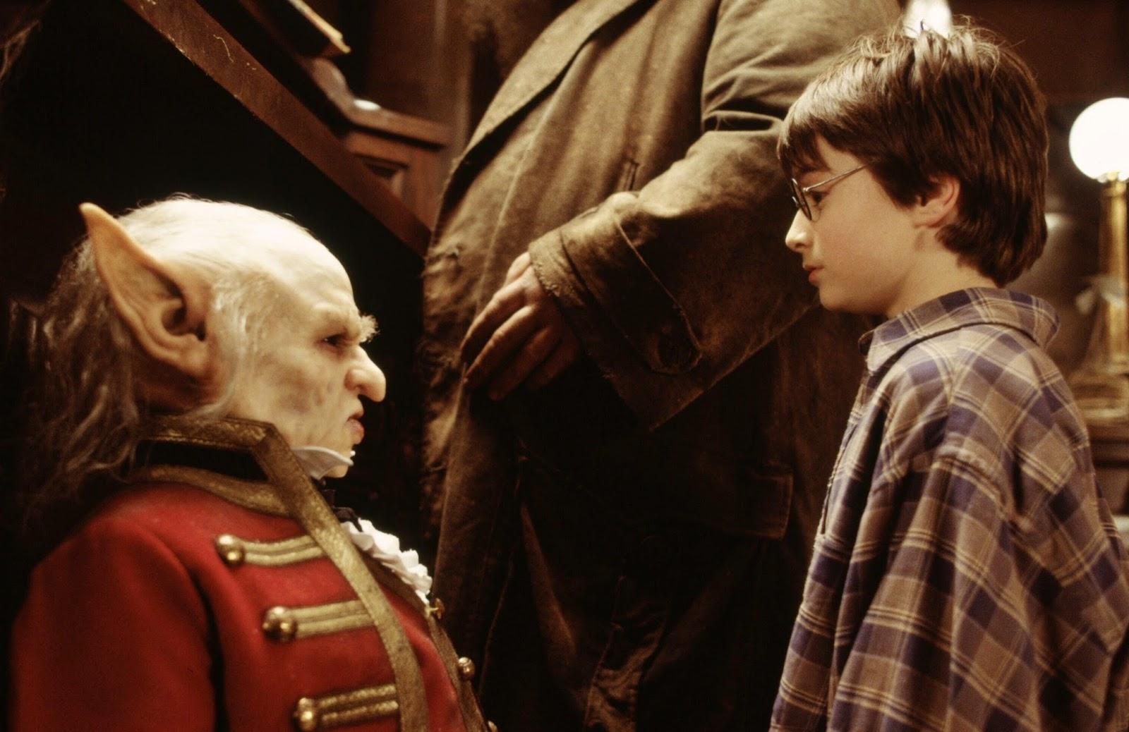 Harry Potter É A Pedra Filosofal for cenas deletadas de pedra filosofal   »o caldeirão saltitante »the
