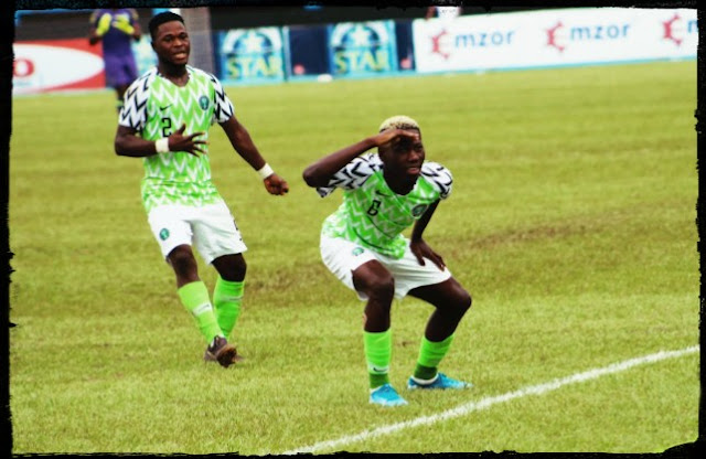 Nigeria: Superb Win For Nigeria's U-23 Squad