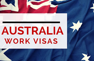 work permit after studying in Australia