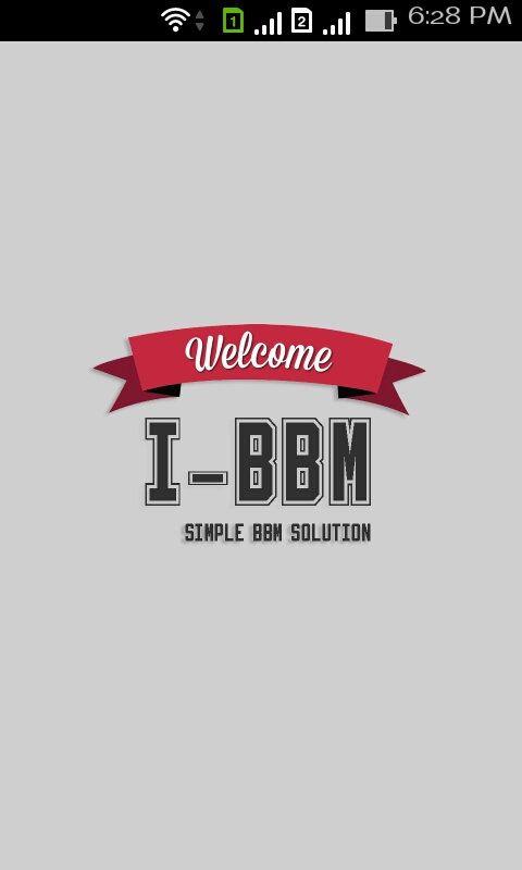 i-BBM V4.5 Simple BBM Solution