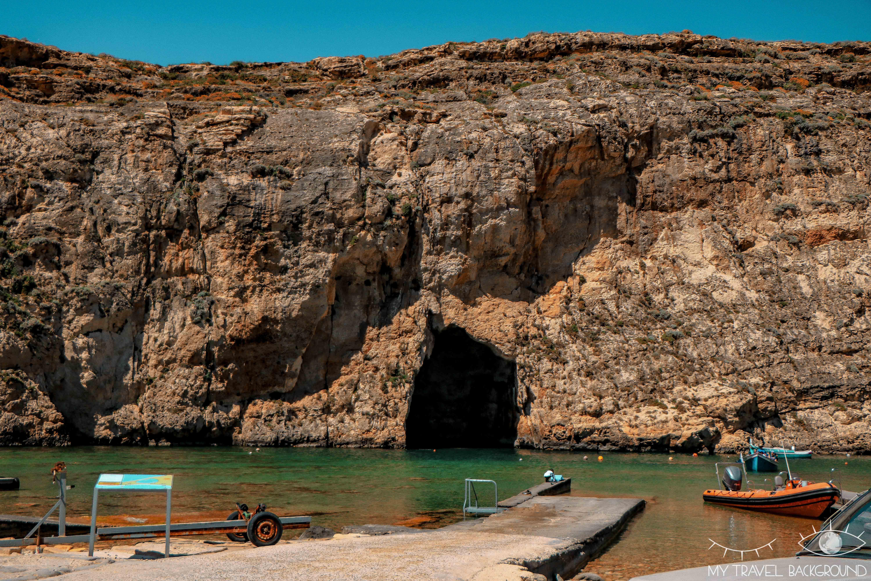 Les incontournables de Malte - partie 2, Gozo et Comino - Baie de Dwejra