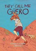 they call me guero, david bowles, mentor text, jen vincent, teach mentor texts
