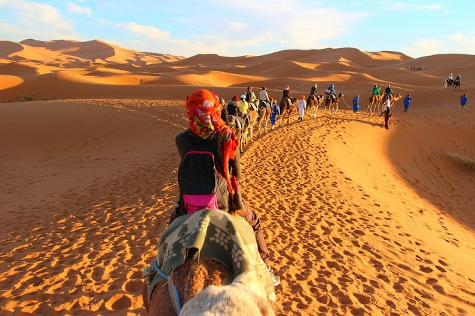 Should Women Travel Alone to Morocco ? Here's Our Opinions and Tips
