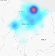 Ranking atualizado dos municípios de nossa região por taxa de incidência do coronavírus