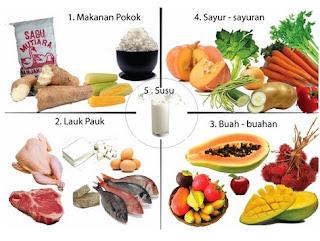 Makan Makanan Sehat Ini Secukupnya Ajah