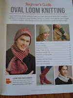 Project Guide and Instructions for the Oval Loom Knitting