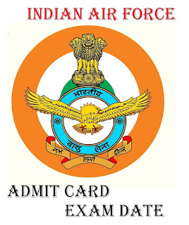 IAF Housekeeping Staff Admit Card 2021