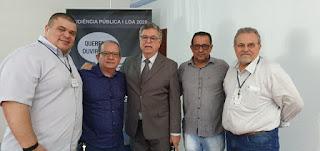 No Auditório do CONSAÚDE, autoridades discutem desenvolvimento do Vale do Ribeira