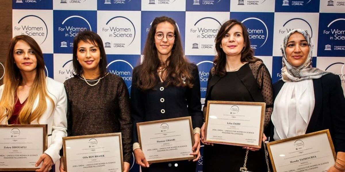 L'Oréal-UNESCO Maghreb Fellowships Program for Women in Science - 2020