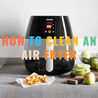How to clean Fryer