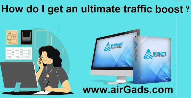 How do I get an ultimate traffic boost?