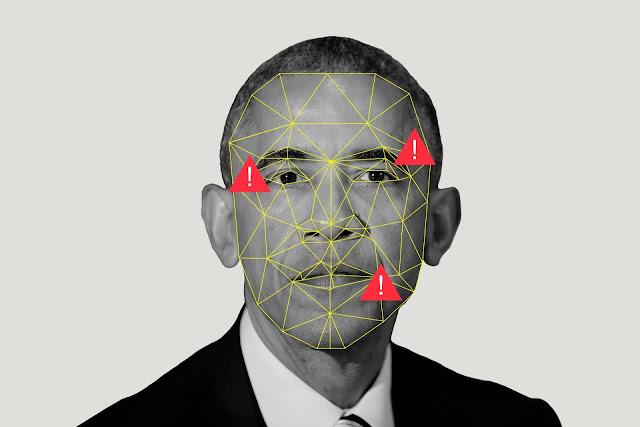 Obama Deepfake Image
