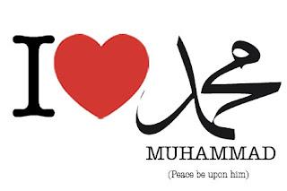 Bukti Cinta kepada nabi