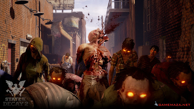 State of Decay 2 Gameplay Screenshot 4