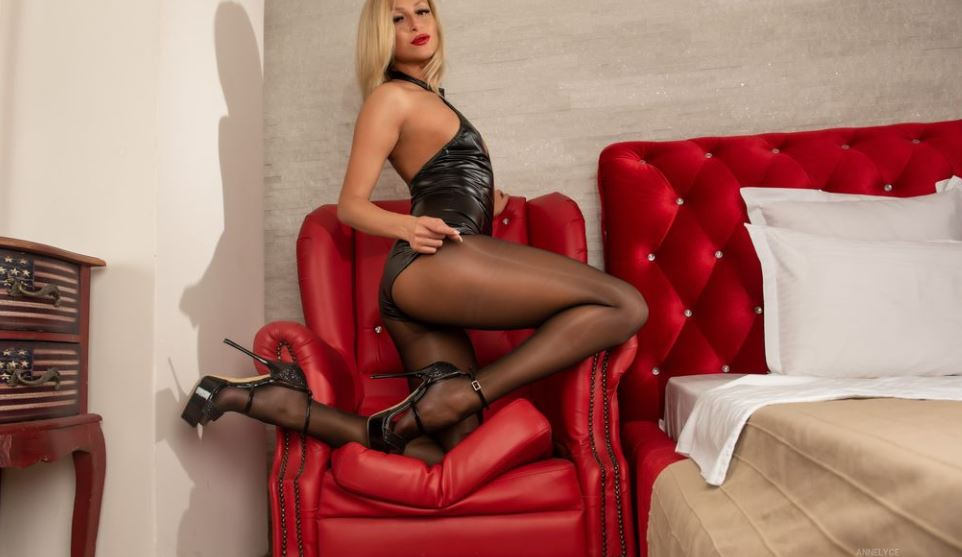Annelyce Model GlamourCams
