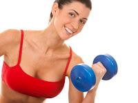 Latihan Fitness Mengencangkan Dada Untuk Wanita