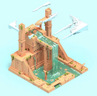 Voxel Art of the Month - June