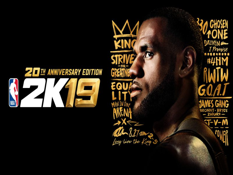 NBA 2K19 Highly Compressed Free Download