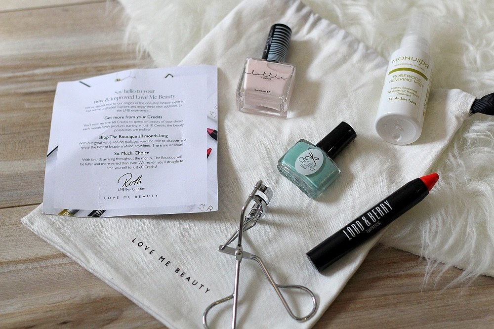 peexo fashion blogger love me beauty box review and giveaway