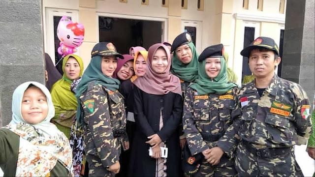 Generasi Milenial di Kota Cirebon Berbondong-bondong Masuk Banser