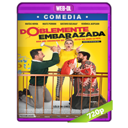 Doblemente embarazada (2019) Amazon 720p Audio Latino.